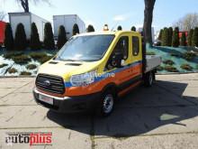 camion Ford TRANSITSKRZYNIA DOKA 6 MIEJSC KLIMATYZACJA SERWIS ASO [ 2558 ]
