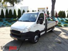 camion Iveco DAILY35C15 SKRZYNIA DOKA HDS FASSI 4m WEBASTO [ 1015 ]