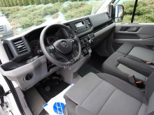 ciężarówka Volkswagen CRAFTERPLANDEKA 10 PALET KLIMA TEMPOMAT WEBASTO FULL LED, EURO6