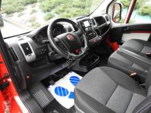 camion Fiat DUCATOPLANDEKA WINDA 10 PALET WEBASTO A/C TEMPOMAT PNEUMATYKA L