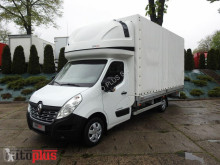 Renault MASTERPLANDEKA WINDA 10 PALET WEBASTO KLIMA TEMPOMAT EURO6 [ 61 truck