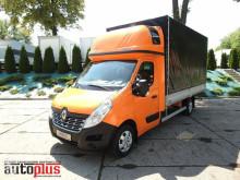 camião Renault MASTERPLANDEKA WINDA 9 PALET KLIMATYZACJA WEBASTO 165KM [ 5683