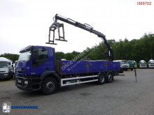 camion Iveco AD260S31Y/PS RHD + Hiab XS144 B-2 Duo