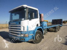 camion Scania P114GB340