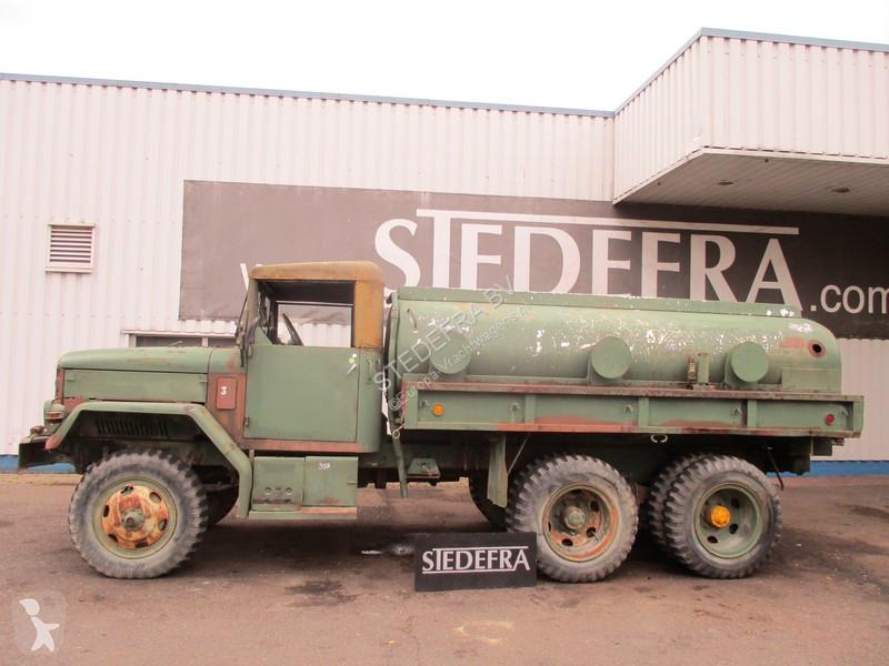 Voir les photos Camion GMC AM General , , fuel truck