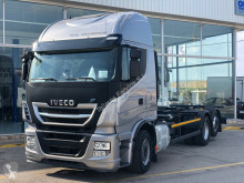 Vedere le foto Camion Iveco AS260S46Y/PS. 6x2 cajas moviles
