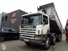 camion Scania 124 360 manual pump/big axles