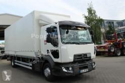 camião Renault D16 MED 4x2 Pritsche/Plane*LBW,Klima,AHK*