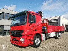 kamion Mercedes Actros 2536 6x2 / Kran 4,1 t / Lenkachse