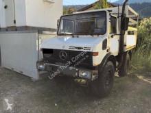 camion Unimog U 1000 427/10 Pritsche