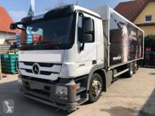 kamión Mercedes ACTROS 2536 Schwenkwand Getränkekoffer
