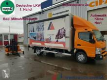 camion Fuso Canter 8C18 Edscha 3.5tNL Mitnahme Stapler 1.5t.