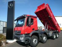 camion Mercedes Arocs 3246 K 8x4 Meiller Kipper Bordmatik