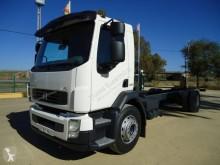 ciężarówka podwozie Volvo