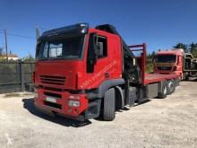 camion platformă Iveco