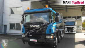 camion Scania P360 8x4 malaxeur Liebher 9m3