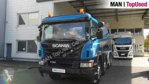 camion citerne pulvérulent Scania