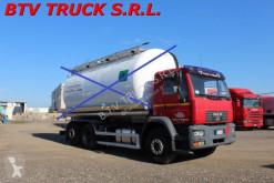 ciężarówka podwozie MAN