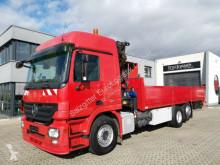 camión Mercedes Actros 2536 6x2 / Kran 4,1 t / Lenkachse