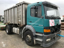 camion Mercedes 1828 Loosen 15m³ Tier Kipper V4A Motor defekt