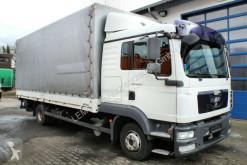 MAN TGL 8.220 4x2 Pritsche/Plane+LBW (Motorschaden) truck