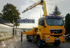 kamion plošina MAN