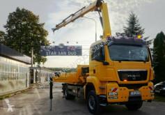 camion plateau MAN