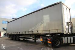 camião caixa aberta com lona Samro