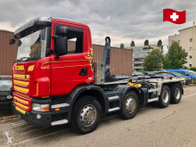 camion Scania g 420 cb 8x4