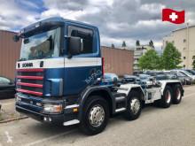 camião poli-basculante Scania