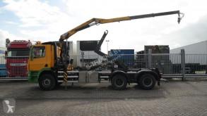 Ginaf X 3232 S/380 HOOKARM SYSTEM WITH HMF CRANE