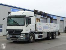 camion Mercedes Actros 2544*Euro 5*Palfinger PK16502*Kran*TÜV*