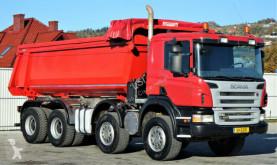 ciężarówka wywrotka Scania