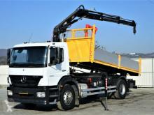 ciężarówka Mercedes Axor 1829 Kipper 5,20m+Kran*Topzustand