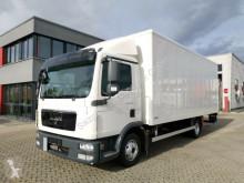 camion MAN TGL 7.180 / Ladbordwand / Seitentür
