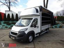 camião Peugeot BOXERPLANDEKA 10 PALET KLIMA WEBASTO TEMPOMAT PNEUMATYKA LEDY 1