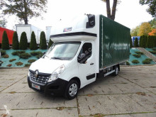ciężarówka Renault MASTERPLANDEKA 10 PALET WEBASTO KLIMA TEMPOMAT PNEUMATYKA 165KM