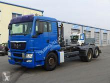 camião MAN TGS 26.480*Euro 5*Retarder*Lift/Lenkachse*Klim