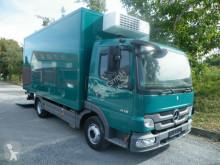 Mercedes Atego818 BlueTec5 TK V500 Tüv2/20 Scheckheft LBW truck