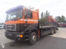 camion plateau standard MAN