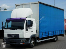 camion MAN LE 12 220 SCHUIFZEIL / SLAAPCABINE