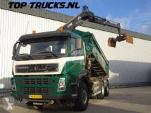 camion Terberg FM1350 WD, Hiab 12 TM Kraan, Crane, Kran, Kipper, Tipper