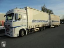 autotreno Mercedes 25-45 Big Space- Jumbozug- RETARDER-Lenkachse