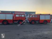 Renault fire truck