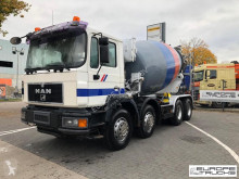 camion MAN 32.343 Full Steel - 9m3 - Good tires - Manual