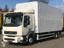 Volvo FL 290 GESLOTEN OPBOUW MET KACHEL / SLAAPCABINE truck