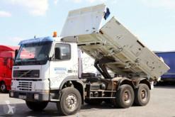 Volvo FM 380 / 6X4 /2 SIDED TIPPER /BORTMATIC /MEILLER truck