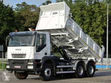 Iveco TRAKKER 360 / 6X4 / 2 SIDED TIPPER/ BORTMATIC/ truck