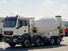 camião MAN TGS 32.360 / 8X4 / BETONMIXER 9M3 /BARYVAL /E 5