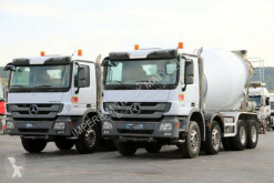 Mercedes ACTROS 3241 / CEMENTMIXER 9M3 /LIEBHERR / EPS truck